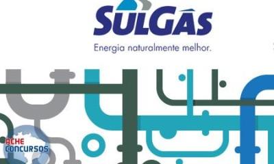 Concurso SULGÁS - RS 2018