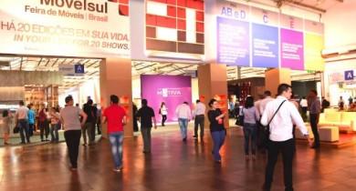 Movelsul Brasil já tem 80% dos espaços comercializados
