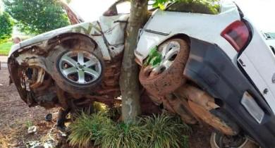 Jovem morre em acidente da ERS 472, no Norte do RS