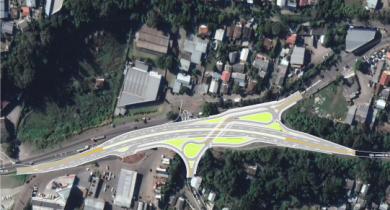 Orçamento de túnel no Trevo do São João em Bento cai 15% após retificações de edital