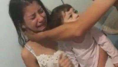 Pai espanca e tortura filhas para se vingar de ex-mulher