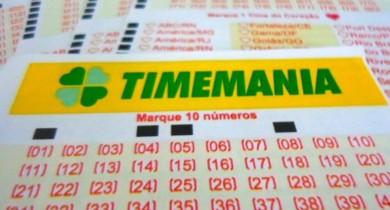 Aposta do Rio Grande do Sul ganha mais de R$ 6,3 milhões na Timemania