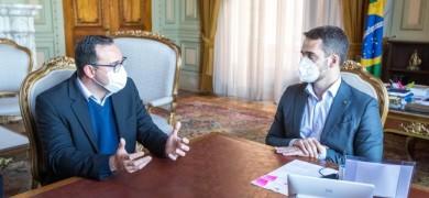 prefeito-de-bento-diogo-siqueira-se-reune-com-governador-eduardo-leite