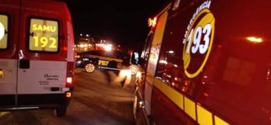 homem-morre-em-acidente-entre-carro-e-moto-na-br-470-em-bento