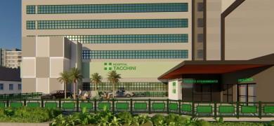 tacchini-inicia-obras-de-melhoria-nas-entradas-do-hospital