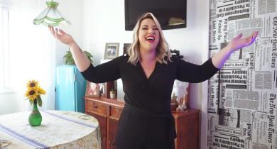 Cantora Laís Giacobbo inicia a divulgação de seu primeiro trabalho autoral