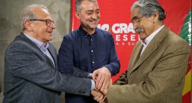 PT confirma Edegar Pretto como pré-candidato ao governo do RS em 2022