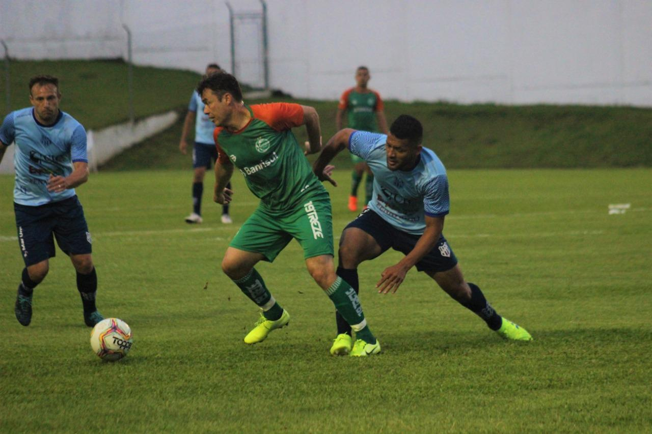 Esportivo perde jogo-treino para o Juventude em Flores da Cunha
