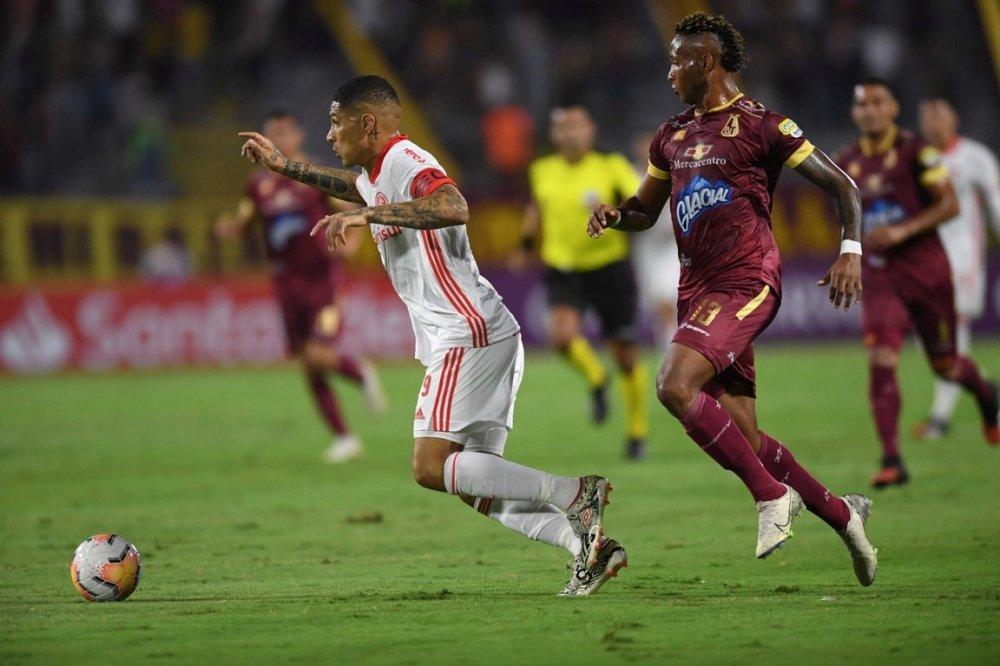 Inter empata em 0 a 0 com o Tolima e decide a vaga na fase de grupos da Libertadores no Beira-Rio